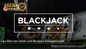 Cara Main dan Istilah Judi Blackjack Arenagaming88