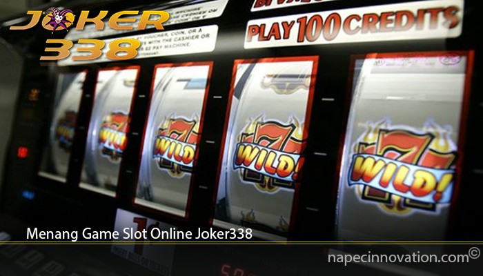 Menang Game Slot Online Joker338